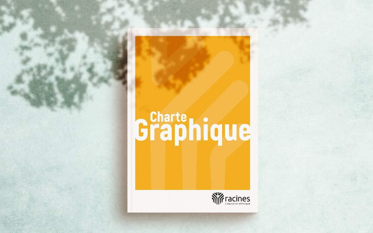 Création de la charte graphique